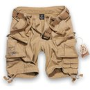 BRANDIT Savage Shorts, beige XL