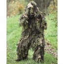 MILTEC Ghillie, OAK LEAF 3D, woodland