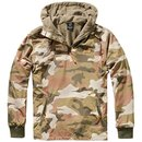 BRANDIT Luke Windbreaker, light woodland